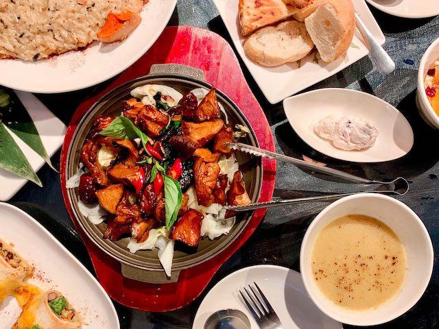 赤崁璽樓(蔬食餐廳、民宿、鳳梨酥)