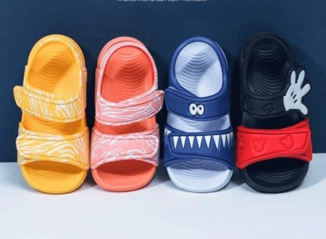 BABY SANDALS 防水涼鞋(女童)