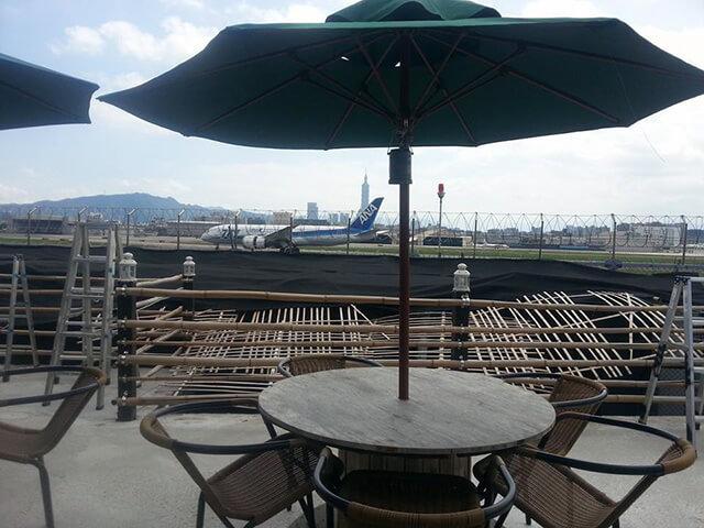 空軍一號景觀咖啡廳