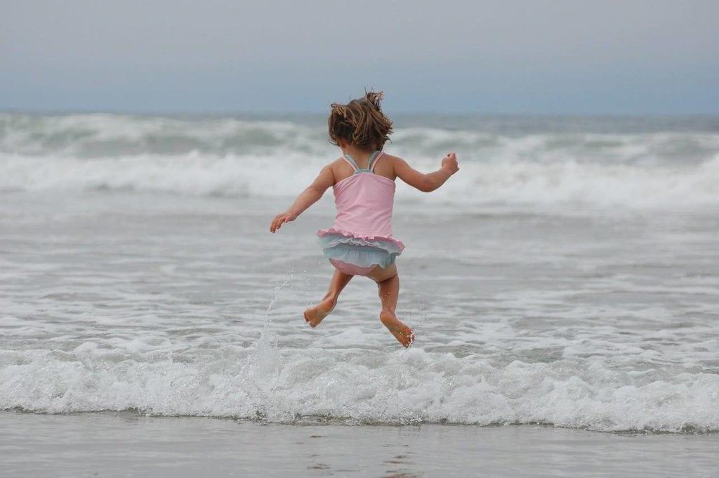 兒童防曬泳衣