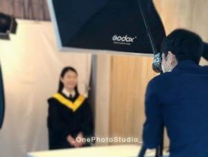 學士服攝影