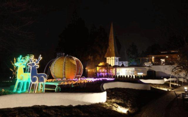 小瑞士花園露營區