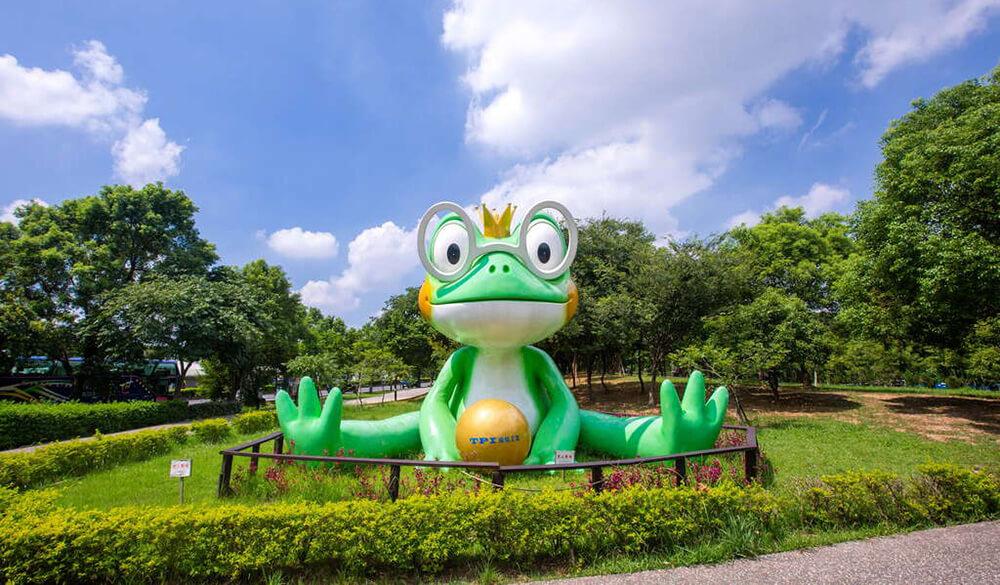 圖片來源:八德埤塘自然生態公園-桃園觀光導覽網
