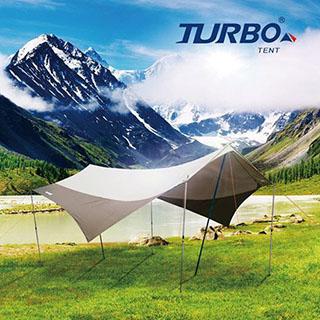 Turbo Tent UFO 天幕