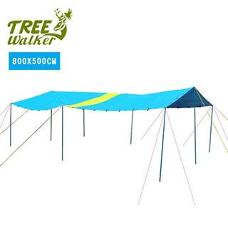 Tree Walker 500x800公分天幕帳頂布
