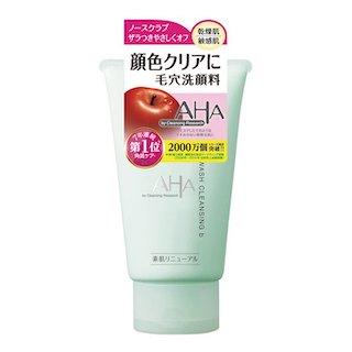 BCL AHA柔膚深層洗顏乳