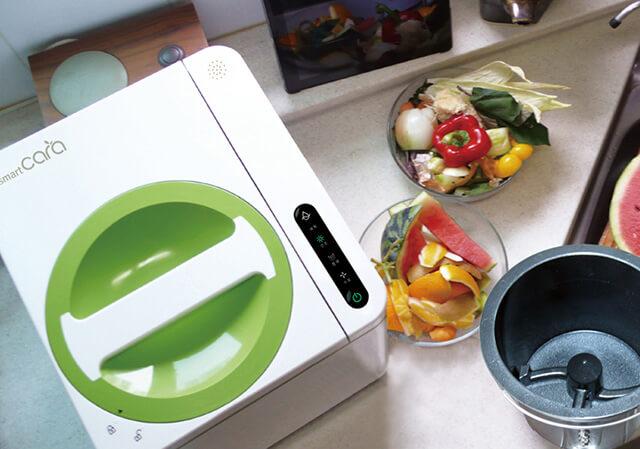 SmartCARA 智慧型卡拉廚餘機 CS-25