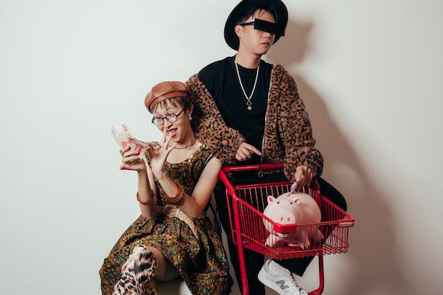 張藝 垃圾文界的一位美少年 shopback
