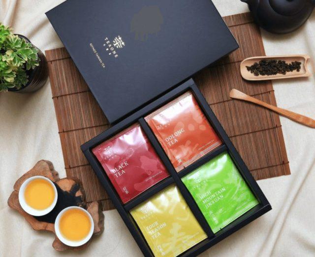 TeaOne原葉茶包禮盒
