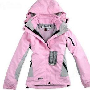 May Shop【WDCONTHESANDS】女士衝鋒衣 戶外服裝登山滑雪服