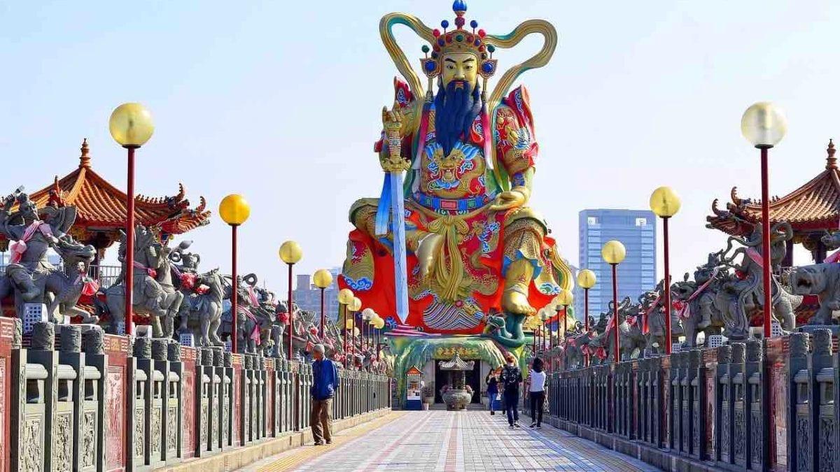 借發財金、補財庫!台南、高雄南部財神廟推薦,新年讓你財運到
