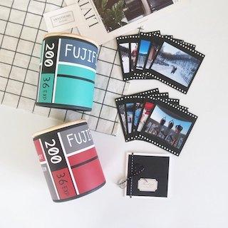 超大回憶膠捲底片 底片造型手工卡片
