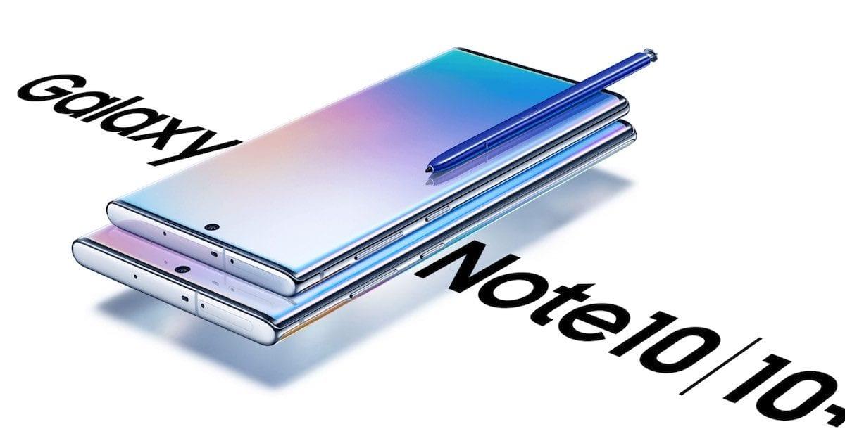 2020 samsung 三星note10 / note10+/ note10 lite 特點、容量與價格比較