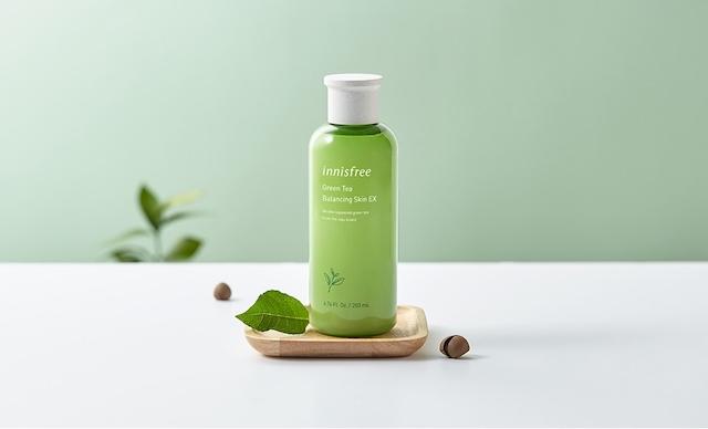 innisfree 綠茶水平衡調理液
