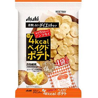Asahi 朝日 Reset Body 4kcal 烘烤洋芋片