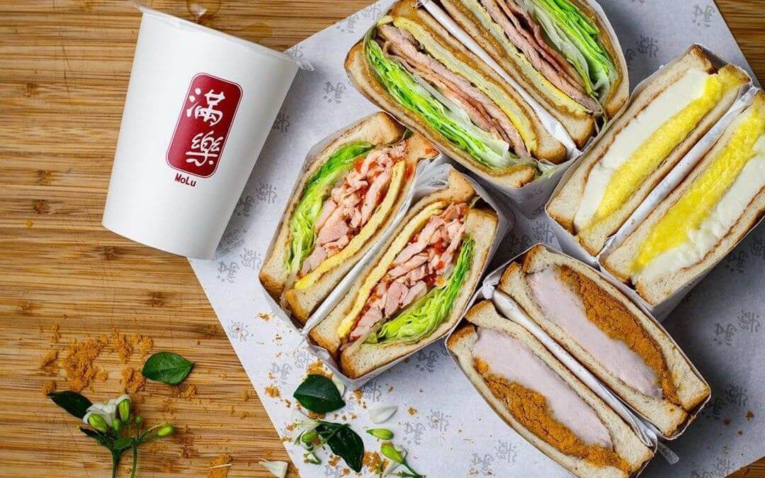 台北旅遊 |  大台北台灣傳統早餐店推薦,歐式吧台、文青風通通有