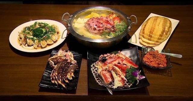 川郎活蟹海鮮料理