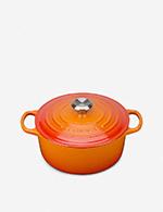 典藏琺瑯鑄鐵圓鍋