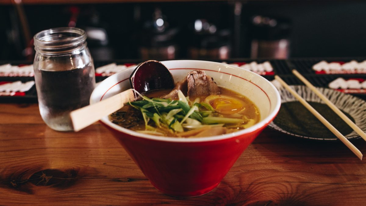 台北旅遊|2020 台北拉麵推薦,讓你免飛日本就能吃道地口味!