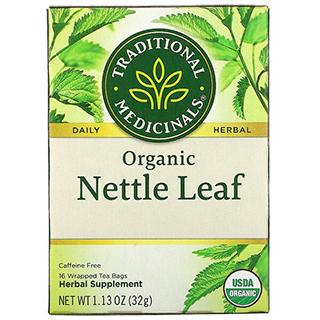 Traditional Medicinals 有機蕁麻葉茶包16 包