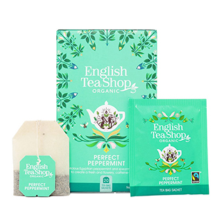 English Tea Shop 有機薄荷茶(20包入)