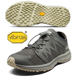 美國 The North Face 女款 快乾透氣耐磨輕量登山鞋