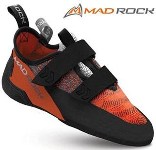 Madrock 攀岩鞋 Weaver 橘色