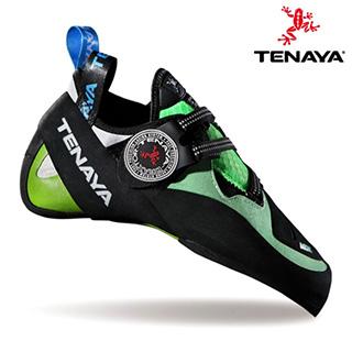 TENAYA 男 MUNDAKA攀岩鞋黑綠