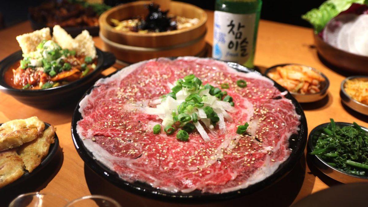 台北旅遊|台北高CP值韓式烤肉推薦,8292、娘子韓食…報你知